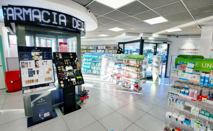 farmacia dei portuensi ingresso fiumicino