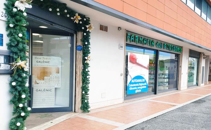 farmacia dei portuensi ingresso fiumicino portuense