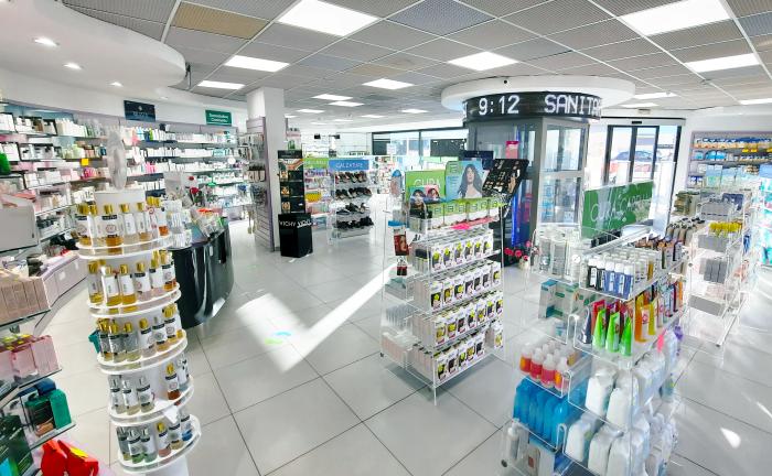 farmacia dei portuensi ingresso fiumicino centrale