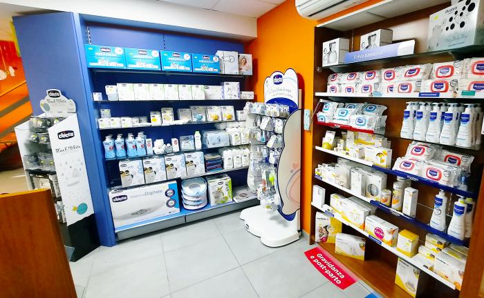 farmacia dei portuensi infanzia fiumicino