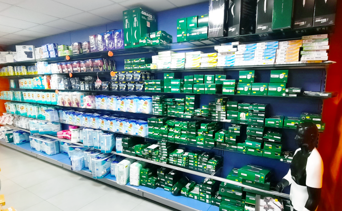 farmacia dei portuensi sanitaria fiumicino ingresso