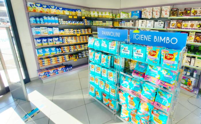 farmacia dei portuensi infanzia fiumicino ingresso