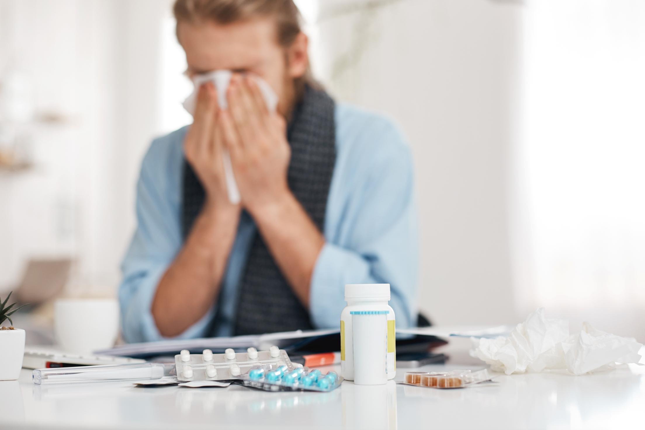Raffreddore farmacia dei portuensi fiumicino