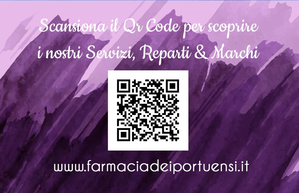 qr code lei gift card farmacia dei portuensi fiumicino