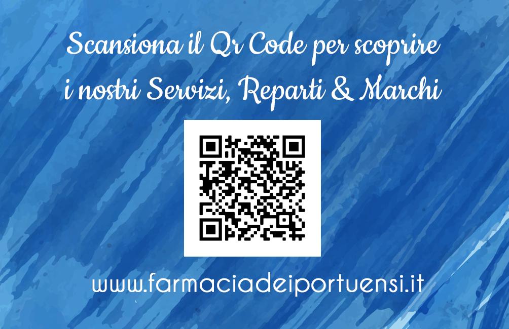 qr code lui gift card farmacia dei portuensi fiumicino
