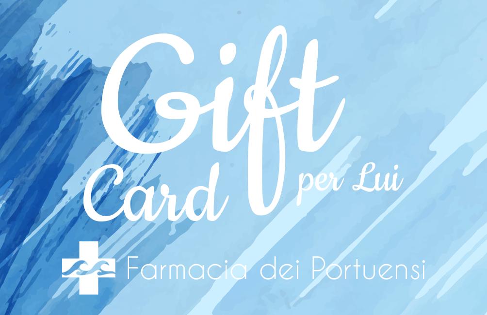 gift card lui farmacia dei portuensi fiumicino